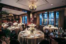 historic corporate lunch and dinner event space near rockefeller center