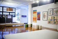 need to rent a raw space or loft for a corporate media launch party in nyc