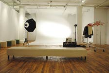 flatiron new york city loft studio venue with cyclorama
