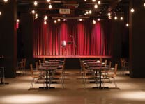 tribeca nyc event space with stage