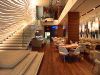 corporate private dining in midtown west manhattan