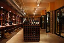 new york city wine cellar venue for tasting party