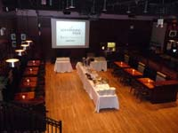 times square private event space rental for corporate meetings