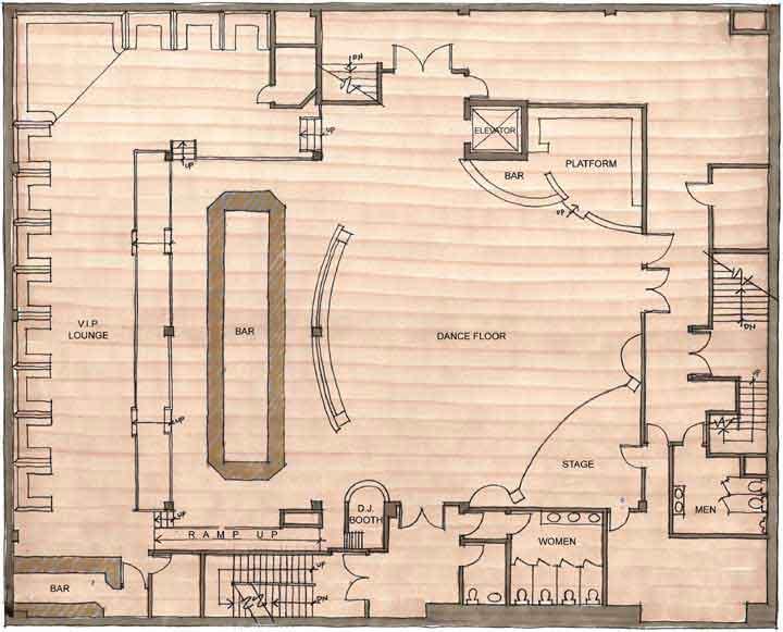 Fashion Square Floor Plan