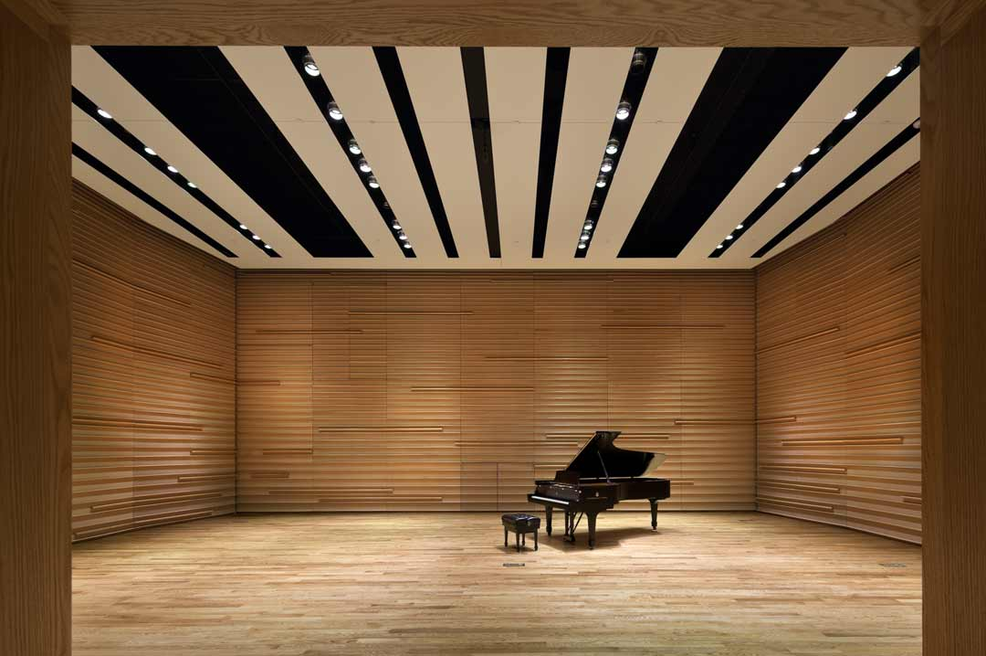 Small Music Room Spaces