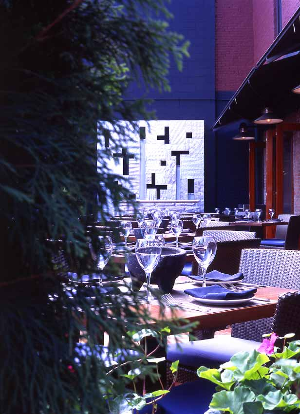 modern mexican soho restaurant with outdoor dining new york ny restaurant group dining venue and party space