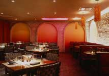 new york city latin restaurant private party room rental with DJ