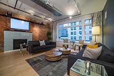 loft rental in new york city with catering