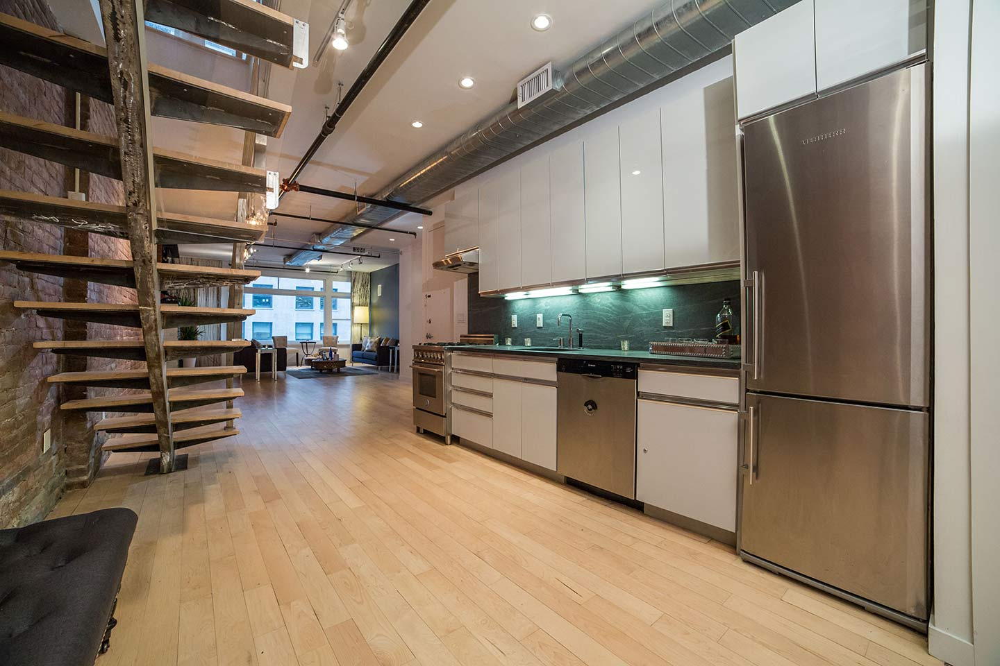 Nyc Penthouses For Parties Flatiron District Penthouse Loft Event Space For Meetings And