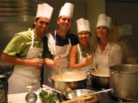 new york city venues for cooking parties and classes