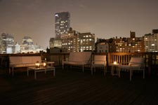 nyc event space - rooftop and penthouse