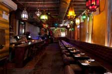 new york city moroccan restaurant party spaces