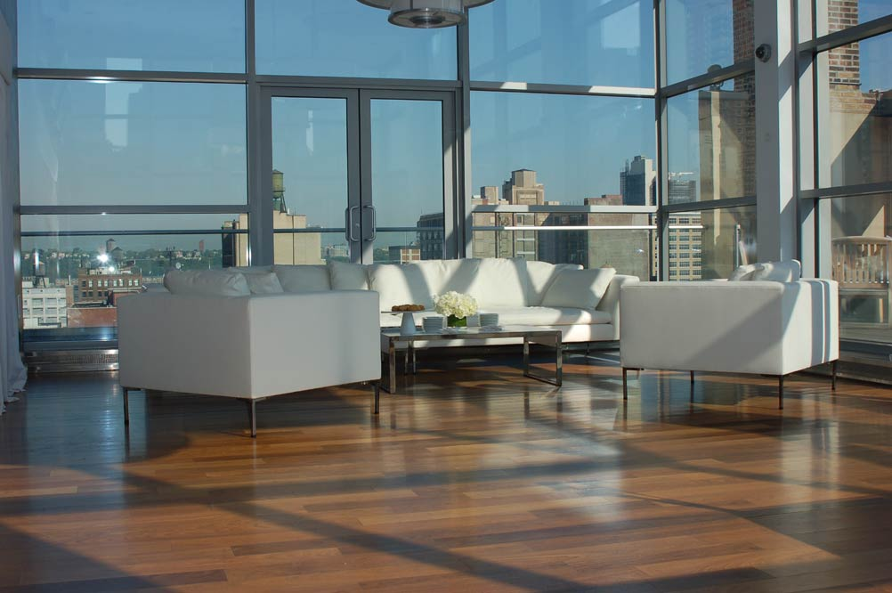 Midtown Hell S Kitchen Furnished Penthouse Loft With