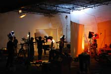 nyc soundstage rental for commercial shoot