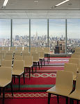 downtown ny financial district event spaces with views