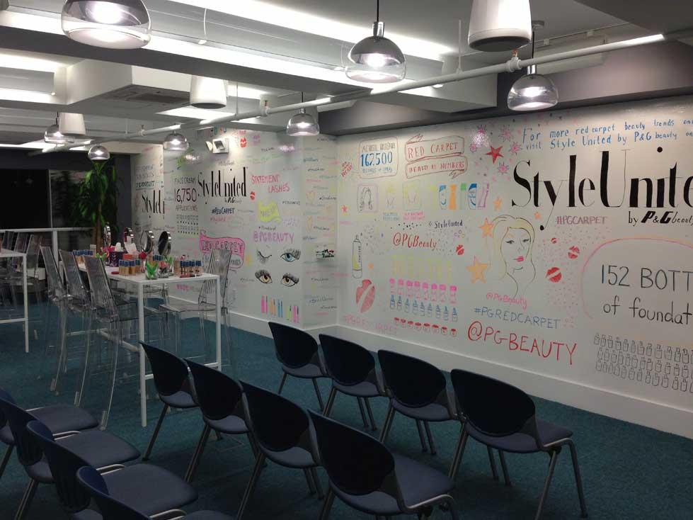 Modern Classroom Seating ~ Ultra modern hi tech meeting and event venue new york