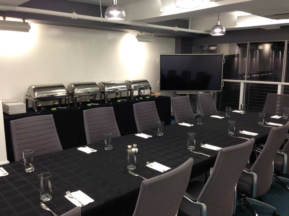 Modern Classroom Setup ~ Ultra modern hi tech meeting and event venue new york