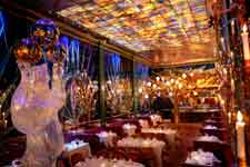 company holiday event space restaurant in midtown manhattan