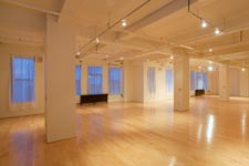 event space with freight elevator access near times square