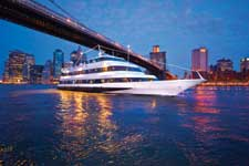 new jersey dinner boat cruise charters night