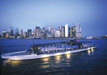 nyc dinner cruise ship