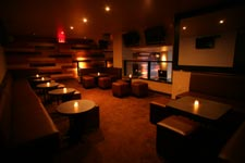 nyc high-end sports bar and lounge for private parties and events