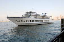 harbor dinner cruise for groups in new york city
