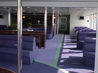 manhatan luxury yacht boat rental for cocktail reception