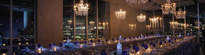 luxury sweet 16 venues west side manhattan - chelsea and the high line