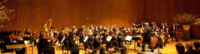 classical music performance space rental in manhattan - full orchestra
