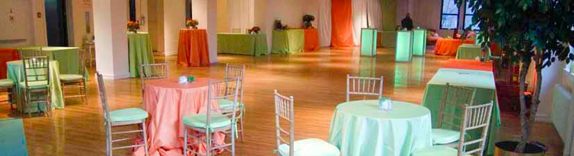 find new york city venues event spaces for baby showers