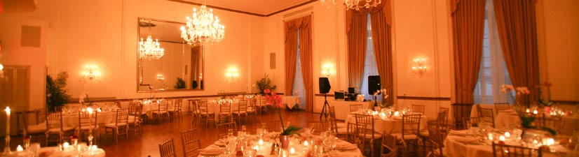 formal banquet venues in rockefeller center midtown