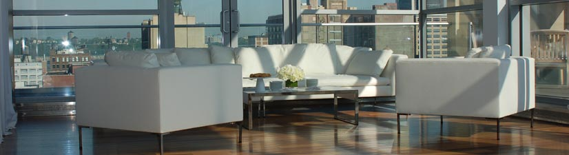 midtown nyc penthouse rental for corporate holiday celebration