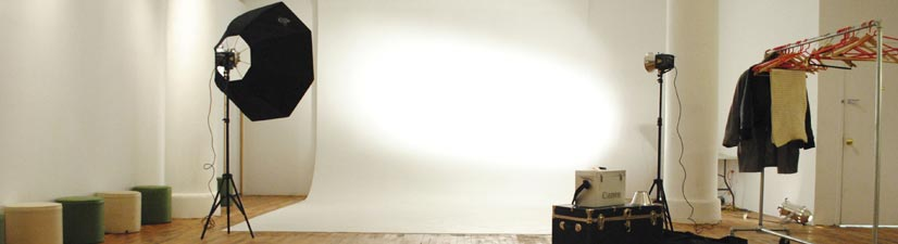 nyc photography studio rental with cyclorama