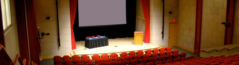 soho large meeting and conference space rental - auditorium