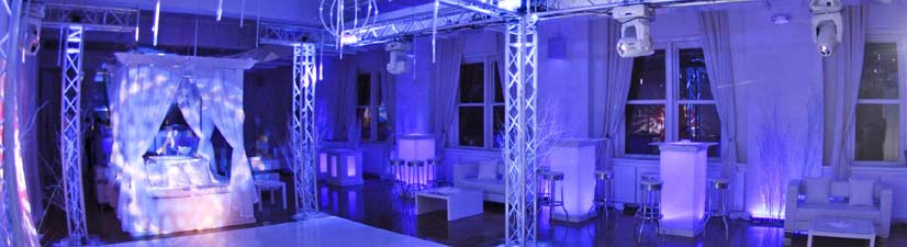 upscale quinceanera party spaces lofts nyc