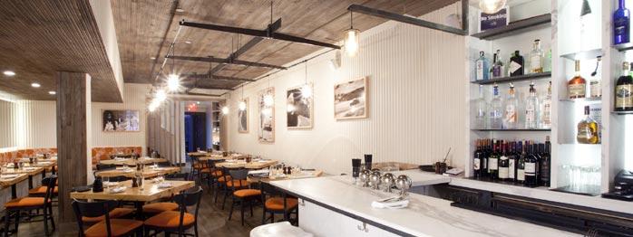 amali - Mediterranean restaurant in Midtown